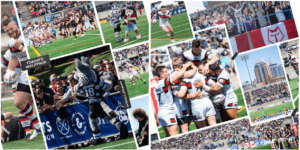 Toronto Wolfpack Game Day